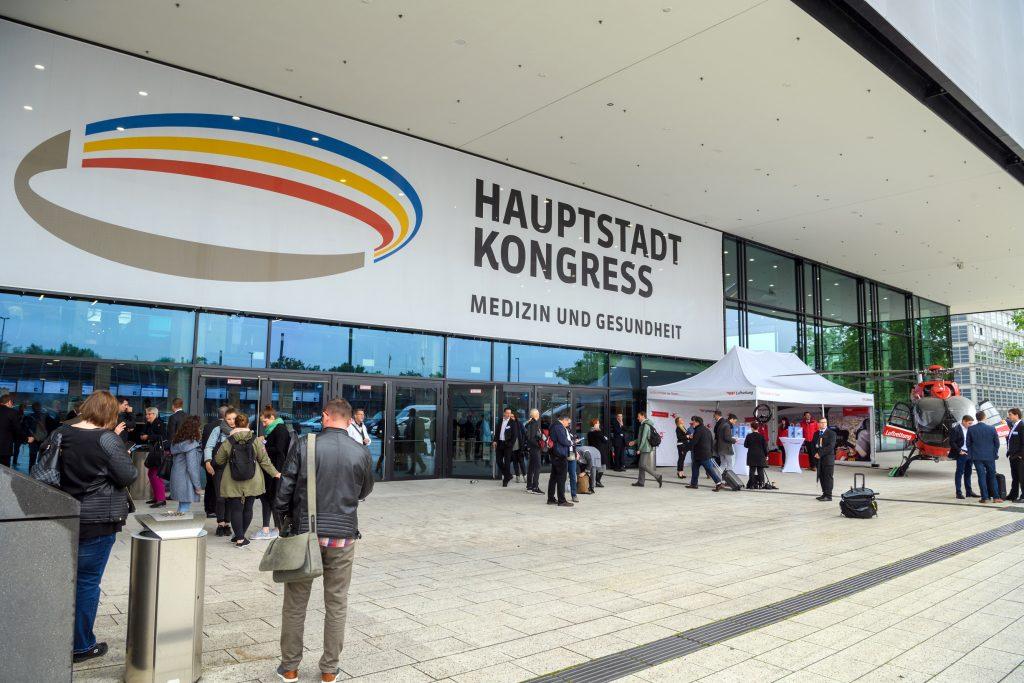 Symposium auf dem Hauptstadtkongress im Mai 2020